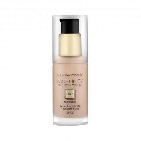 Max Factor Facefinity All Day Flawless 3 in 1 Foundation 30 ml - 1