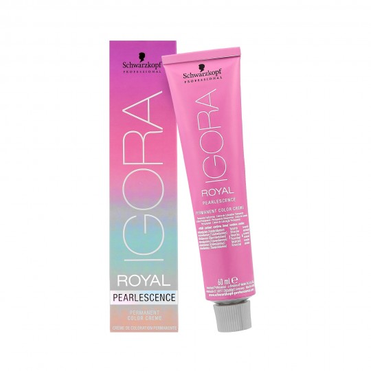 Schwarzkopf Professional Igora Royal Pearlescence Hair Dye 60 ml - 1