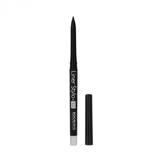 BOURJOIS Liner Stylo & Taille Mine Black/Ultra Black Eyeliner - 1
