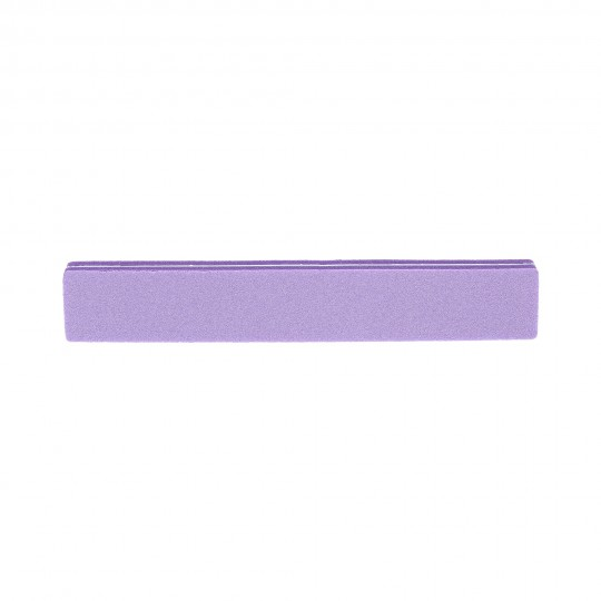 MIMO by Tools For Beauty, Purple Nail Buffer, 100/180