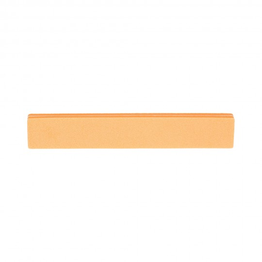 MIMO by Tools For Beauty, Orange Nail Buffer, Straight, 100/180