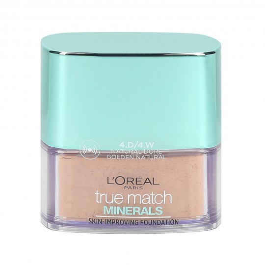 L'OREAL PARIS TRUE MATCH Mineral pressed foundation10g - 1