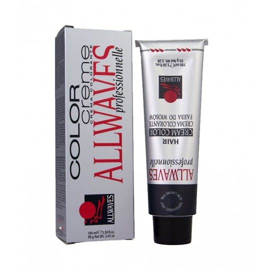 ALLWAVES Cream Color Hair dye 100ml