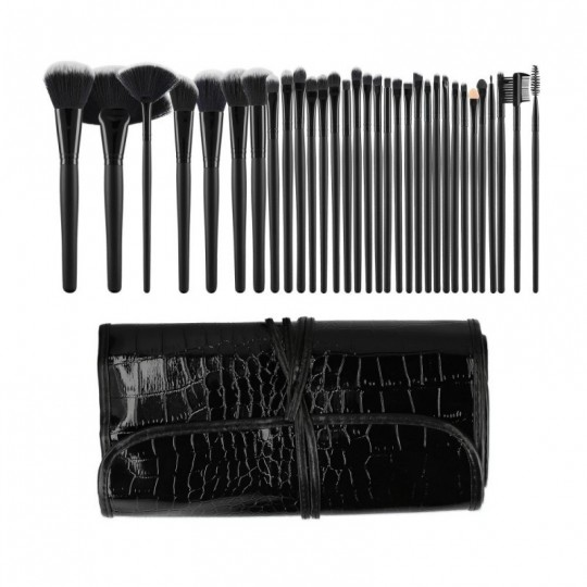 Makeup brushes set 32 pcs