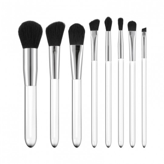 Makeup brushes set 8 pcs