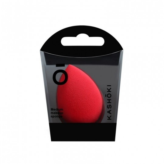 KASHŌKI Raindrop medium makeup sponge