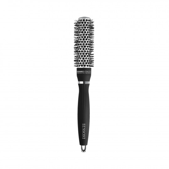 LUSSONI by Tools For Beauty, Styling Brush with Waved Bristles, Ø 25 mm