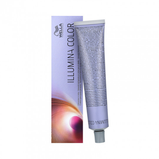 WELLA PROFESSIONALS ILLUMINA Hair Color 60ml - 34