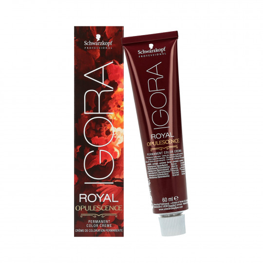 SCHWARZKOPF PROFESSIONAL  IGORA Royal Opulescence Permanent Colour Creme 60ml - 1