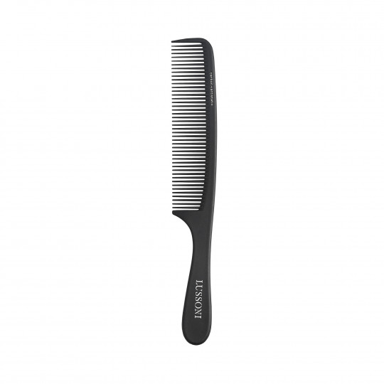 LUSSONI by Tools For Beauty, HC 408 Handle Comb