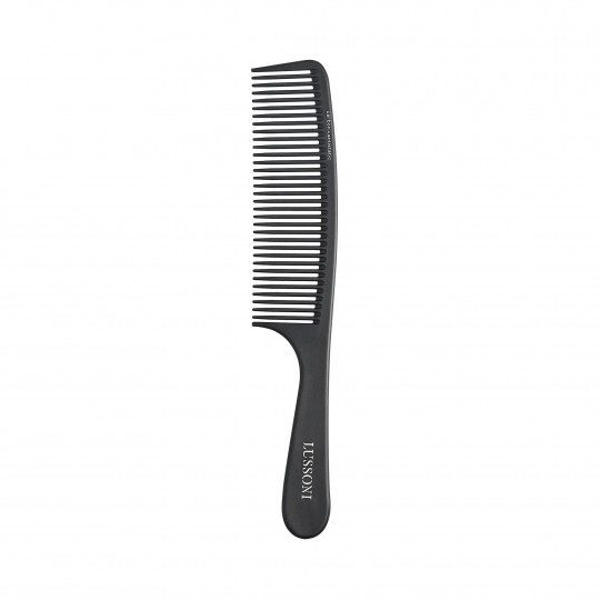 LUSSONI by Tools For Beauty, HC 404 Handle Comb - 1