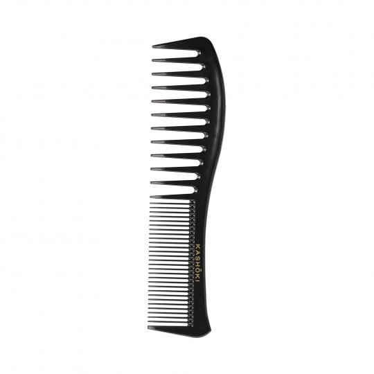 Kashōki by Tools For Beauty, Comb with various tooth spacing TOMOKO - 1