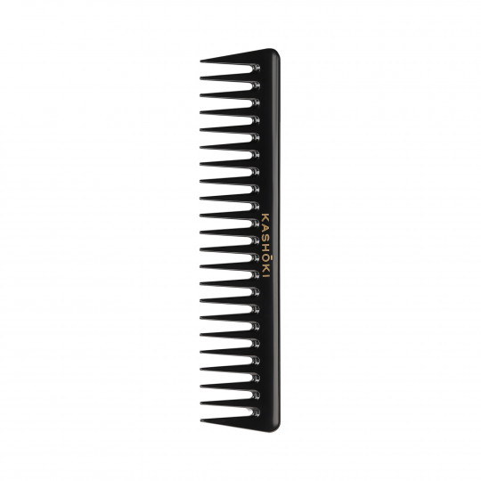 Kashōki by Tools For Beauty, Comb for thick and curly hair YOUKO - 1