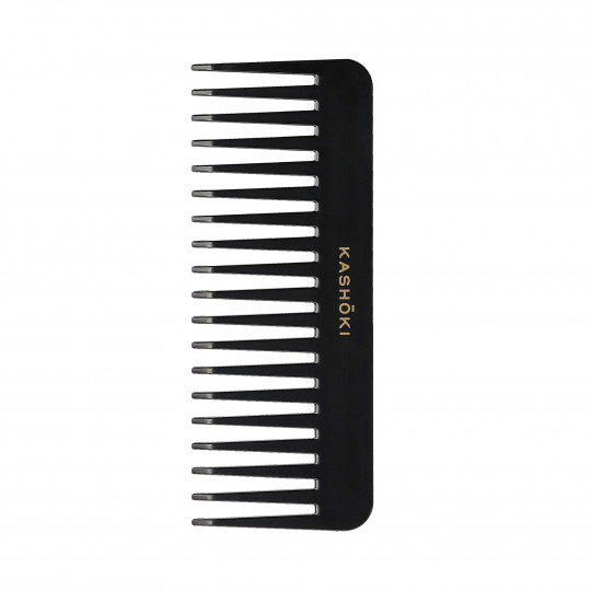 Kashōki by Tools For Beauty, Comb for thick and curly hair KAZUKO - 1