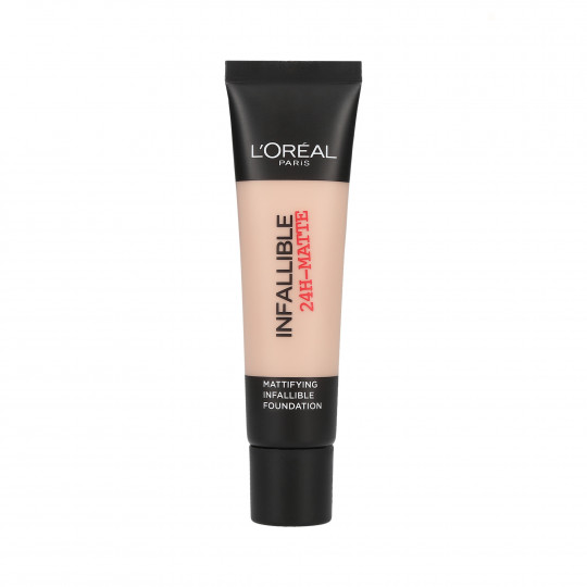 L'Oréal Paris Infallible 24h Matte Foundation 36 ml - 4