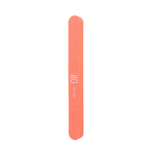 ilū by Tools For Beauty, Nail Buffer, Straight, 100/180