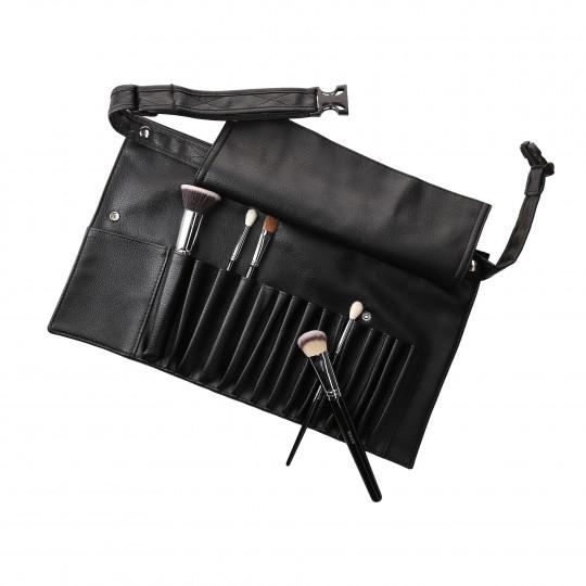 LUSSONI Makeup Brush Belt