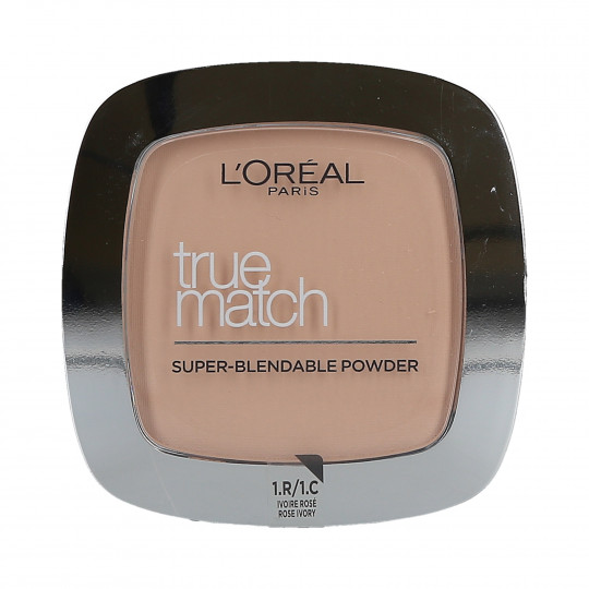 L'OREAL PARIS TRUE MATCH Powder, pressed - 1