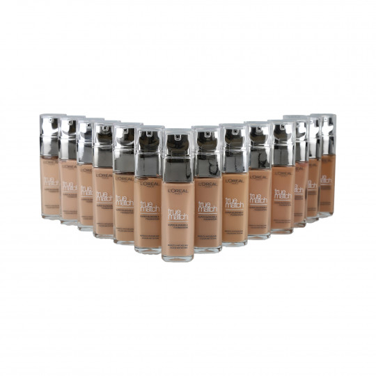 L'Oréal Paris True Match Super-Blendable Foundation 30 ml - 1