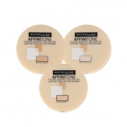 MAYBELLINE AFFINITONE Pressed face powder 9g - 1
