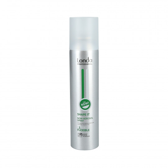 LONDA STYLING Shape It Aerosol free hairspray 250ml - 1