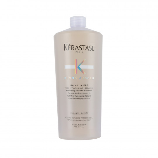 KERASTASE BLOND ABSOLU Bain Lumiere Brightening bath for blonde hair 1000ml