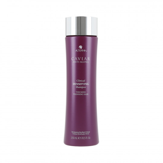 ALTERNA CAVIAR ANTI-AGING CLINICAL DENSIFYING Shampoo for thicker hair 250ml - 1
