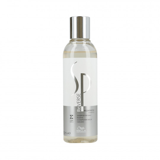 WELLA SP REVERSE Regenerating shampoo 200ml - 1