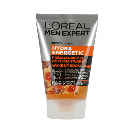 L'OREAL PARIS MEN EXPERT Hydra Energetic Face wash 100ml - 1