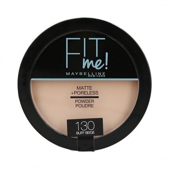 MAYBELLINE FIT ME Matte & Poreless powder 14g - 1