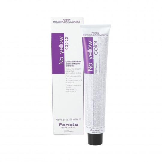 FANOLA NO YELLOW COLOR Colour neutralising cream for blonde hair 100ml