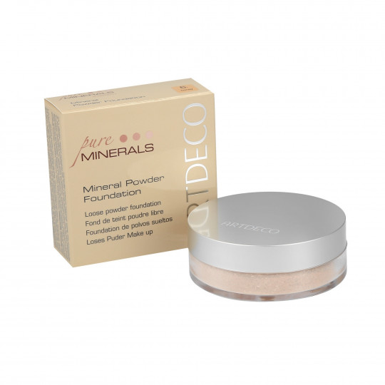 ARTDECO MINERAL POWDER FOUNDATION Powdered Mineral Primer 15g - 1