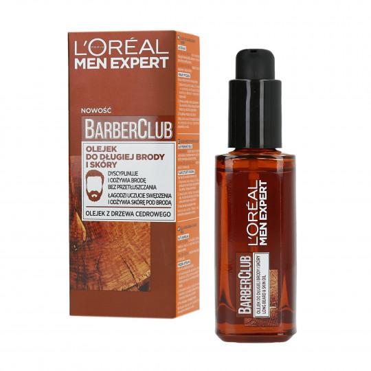 L'OREAL PARIS MEN EXPERT BARBER CLUB Beard and Skin Oil 30ml