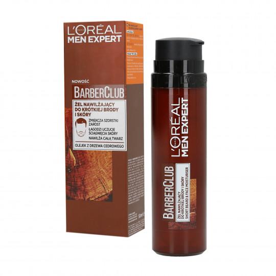 L'OREAL PARIS MEN EXPERT BARBER CLUB Hair and facial hair gel 50ml