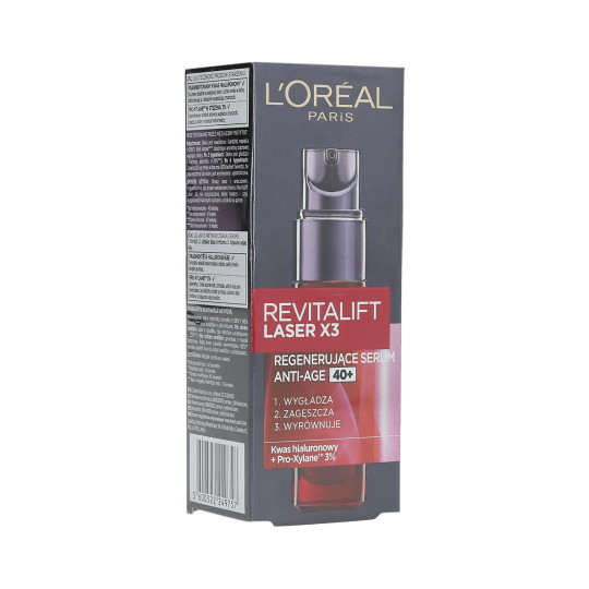 L'OREAL PARIS REVITALIFT LASER X3 Face serum 30ml - 1