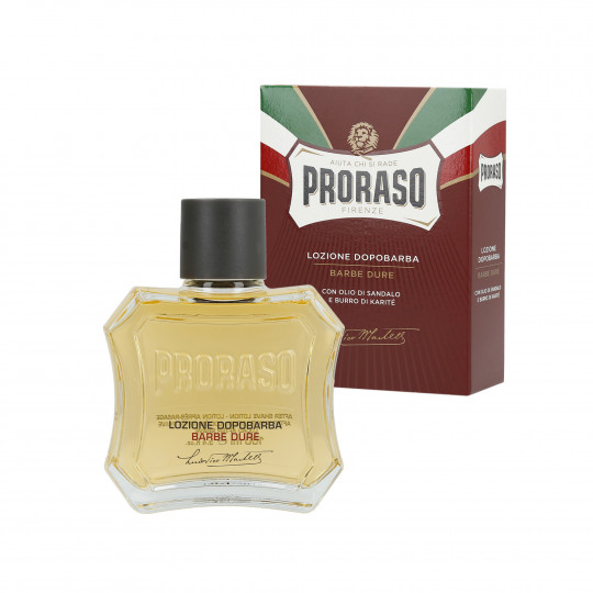 PRORASO RED Nourishing aftershave balm 100ml