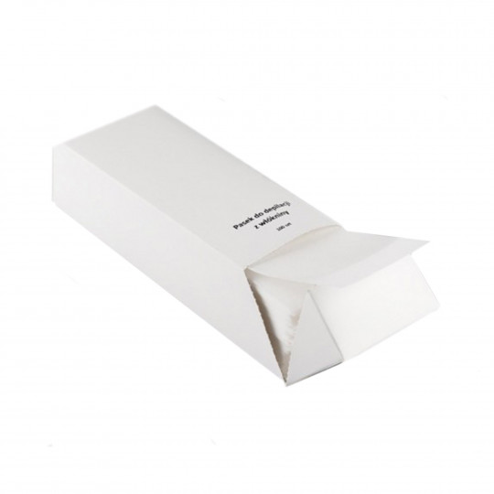 Eko - Higiena non-woven depilation strips - box (100 pieces)