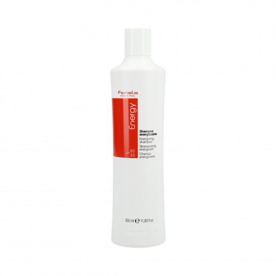 FANOLA Energy Shampoo against hair loss 350ml - 1