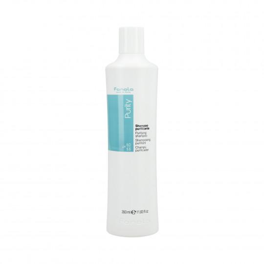 FANOLA PURITY Anti-Dandruff Cleansing shampoo 350ml - 1