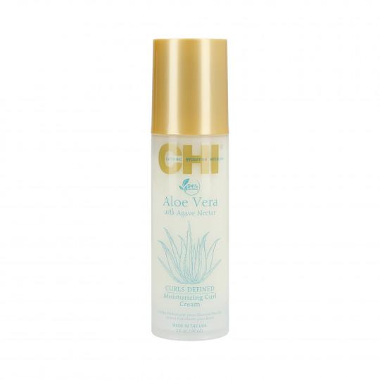 CHI ALOE VERA Moisturising Curl Cream 147ml - 1
