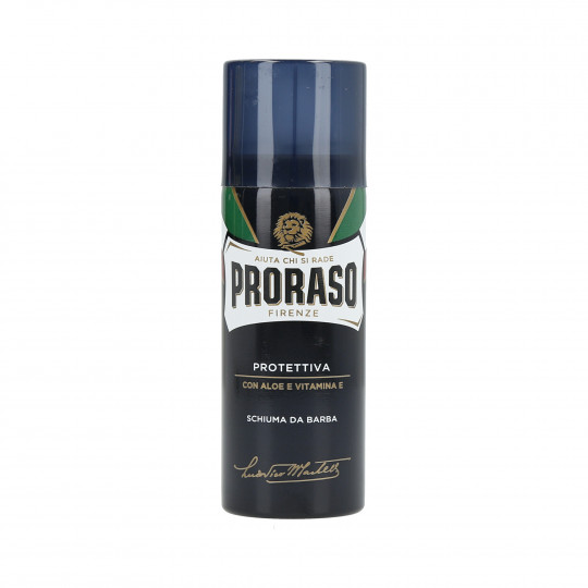 Proraso Blue Schiuma da Barba Shaving Foam 50 ml