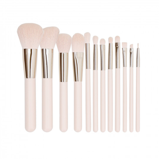 Makeup brush set 12 pcs