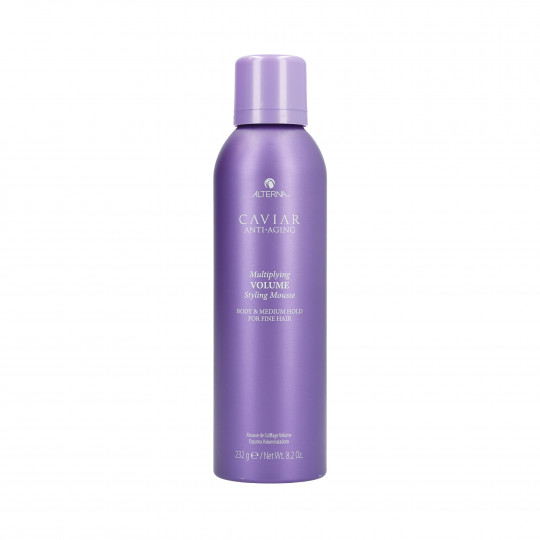 ALT CAVIAR MULTIPLYING VOLUME MOUSSE 232G