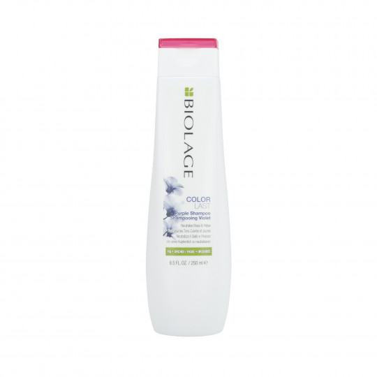 BIOLAGE COLORLAST Purple shampoo for blonde hair 250ml - 1