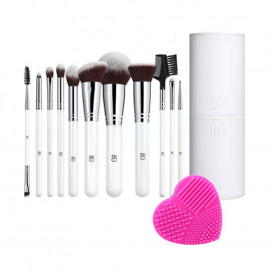 ilū by Tools For Beauty, Expert Touch - Makeup Brush Set - 1