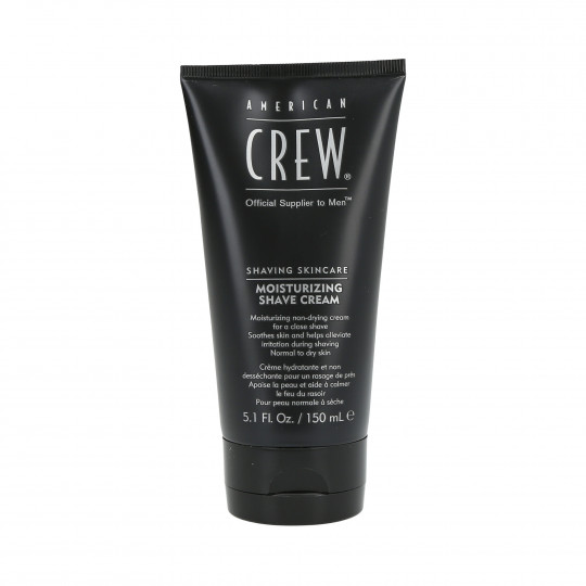 AMERICAN CREW Moisturising shaving cream 150ml - 1