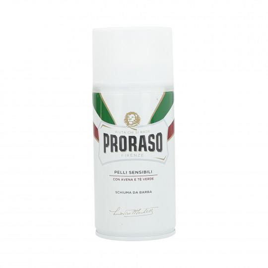 PRORASO WHITE Soothing Shaving Foam 300ml