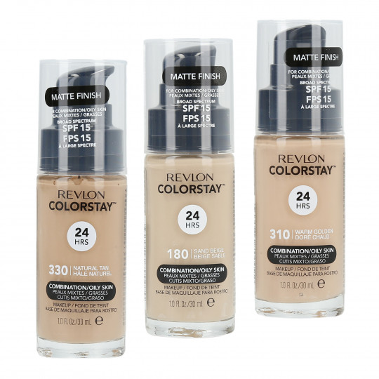 REVLON COLORSTAY Foundation for oily and combination skin 30ml