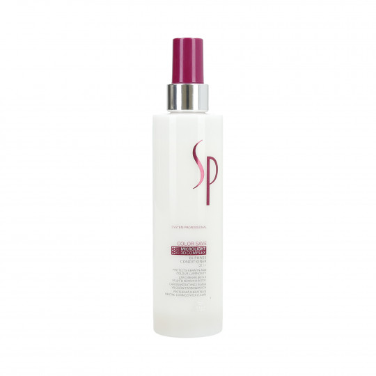 WELLA SP COLOR SAVE Biphase spray conditioner 185ml