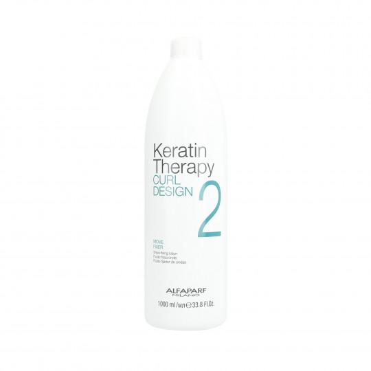 ALFAPARF KERATIN THERAPY CURL DESIGN Neutraliser fluid 1000ml